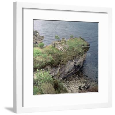 Dun Gruigaig, a Promontory Fort on the Isle of Skye-CM Dixon-Framed Photographic Print