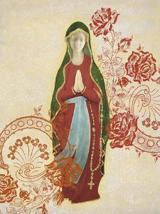 Lady of Guadalupe by Duncan Paul