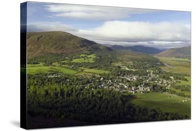 Braemar Village, Scotland, UK
