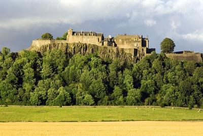 Stirling Castle, Scotland, UK
