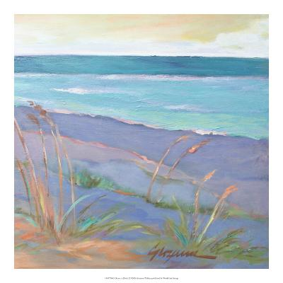 Dunes at Dusk II-Suzanne Wilkins-Art Print