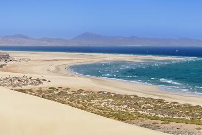 Dunes at Playa De Sotavento-Markus Lange-Photographic Print