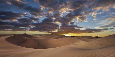 Dunes Close Maspalomas, Gran Canaria, Canary Islands, Spain-Rainer Mirau-Photographic Print