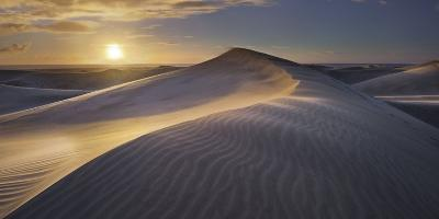Dunes Close Maspalomas, Gran Canaria, Canary Islands, Spain-Rainer Mirau-Photographic Print