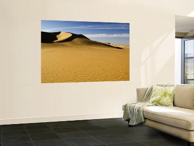 Dunes in the Great Sand Sea, Western Desert, Near Siwa Oasis-Ariadne Van Zandbergen-Wall Mural