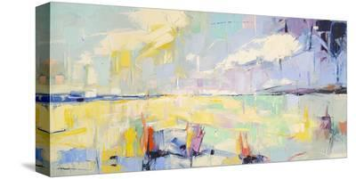 Dunes L-Kim McAninch-Stretched Canvas Print