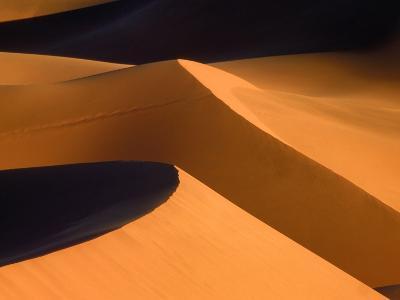 Dunes, Namib desert, Namibia-Frank Krahmer-Photographic Print
