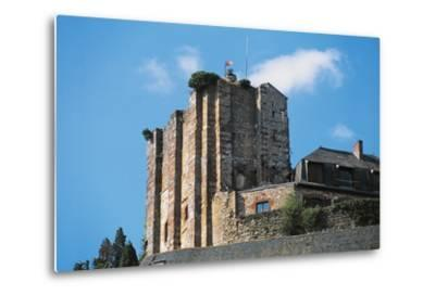 Dungeon of Chateau of Turenne, 14th Century, Limousin, France--Metal Print
