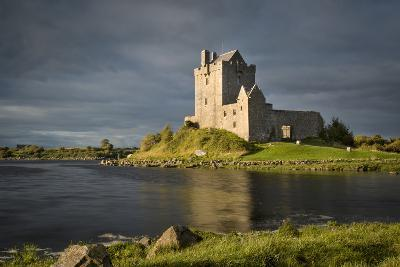 Dunguaire Castle Near Kinvara, County Galway, Republic of Ireland-Brian Jannsen-Photographic Print
