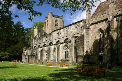 Dunkeld Cathedral, Perthshire, Scotland-Peter Thompson-Photographic Print