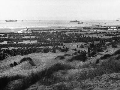 Dunkirk Evacuation--Photographic Print