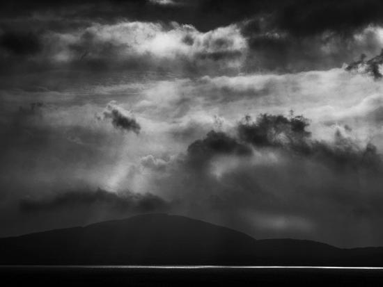 Dunmanus Bay, West Cork Ireland, View of North Side of Mizen Peninsula-EJ Carr-Photographic Print