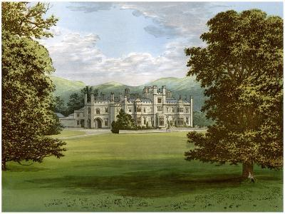 Dunmore Park, Stirlingshire, Scotland, Home of the Earl of Dunmore, C1880-AF Lydon-Giclee Print