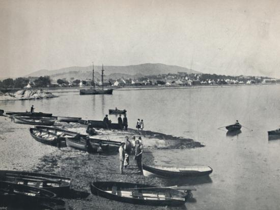 'Dunoon - View on the Clyde', 1895-Unknown-Photographic Print