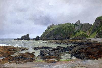 Dunottar Castle-William Ewart Lockhart-Giclee Print