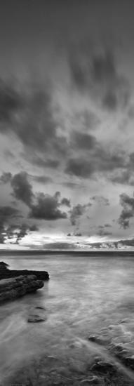 Dunraven Bay at Sunset, South Glamorgan-Rod McLean-Art Print