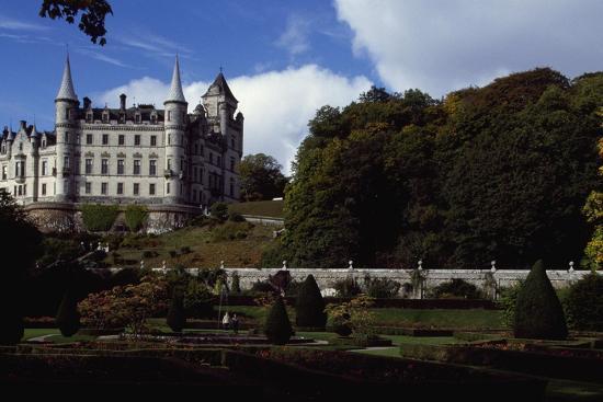 Dunrobin Castle, Scotland, United Kingdom--Giclee Print