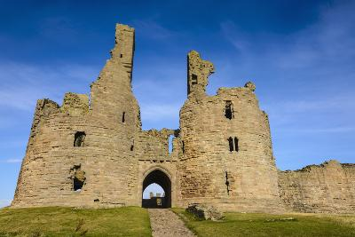 Dunstanburgh Castle, Northumberland, England, United Kingdom, Europe-Gary Cook-Photographic Print