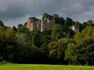 Dunster Castle, Somerset, England, United Kingdom, Europe-Charles Bowman-Photographic Print