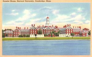 Dunster House, Harvard, Cambridge, Mass.
