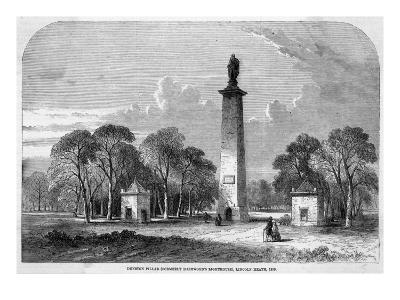 Dunston Pillar--Giclee Print