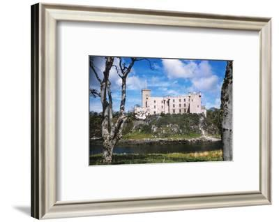 Dunvegan Castle, Isle of Skye, Scotland, 20th century-CM Dixon-Framed Photographic Print
