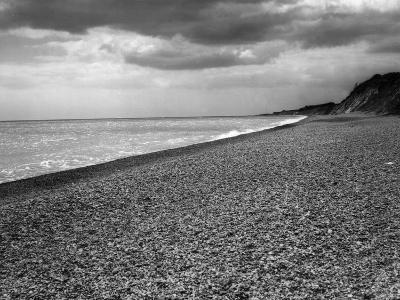Dunwich Beach--Photographic Print