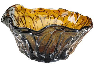 Duo Art Glass Bowl--Home Accessories