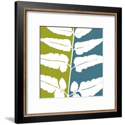 Duo Stem I-James Burghardt-Framed Art Print