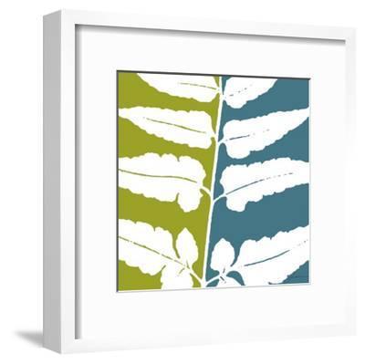 Duo Stem I-James Burghardt-Framed Art Print