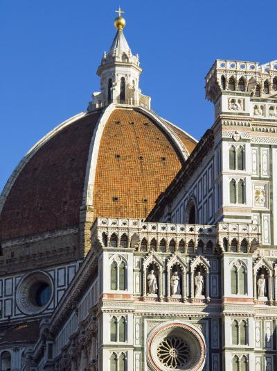 Duomo (Cathedral), Florence (Firenze), UNESCO World Heritage Site, Tuscany, Italy, Europe-Nico Tondini-Photographic Print