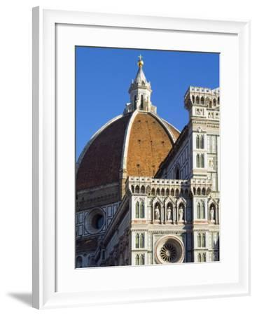 Duomo (Cathedral), Florence (Firenze), UNESCO World Heritage Site, Tuscany, Italy, Europe-Nico Tondini-Framed Photographic Print
