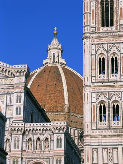 Duomo (Cathedral), Florence, Unesco World Heritage Site, Tuscany, Italy, Europe-Hans Peter Merten-Photographic Print
