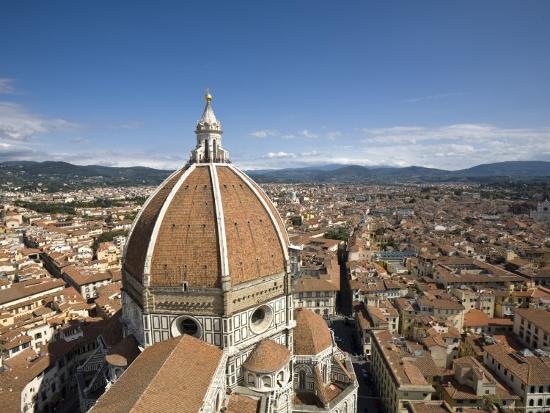 Duomo, Florence, Tuscany, Italy-Doug Pearson-Photographic Print