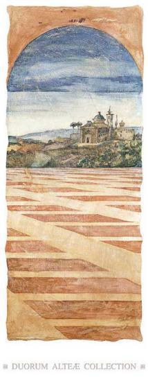 Duorum Altea VI--Art Print