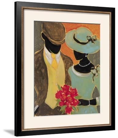 AFRICAN AMERICAN ART PRINT I Love Your Hat Frank Morrison