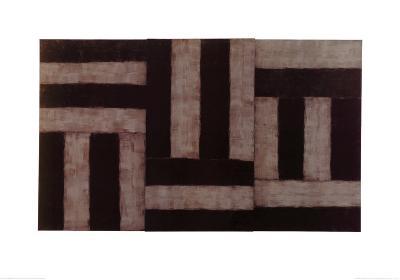 Durango, c.1990-Sean Scully-Art Print
