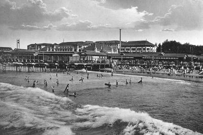 Durban Beach, South Africa--Giclee Print