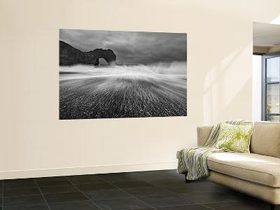 Durdle Door in Dorset, England-Stocktrek Images-Wall Mural