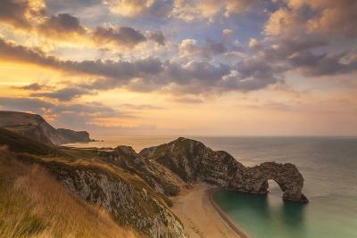Durdle Door, Lulworth Cove, Jurassic Coastdorset, England-Billy Stock-Photographic Print