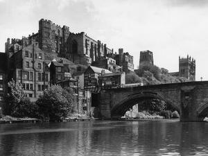 Durham Castle from Wear