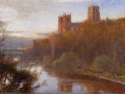 Durham Cathedral, 1910-Albert Goodwin-Giclee Print