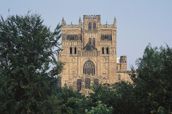Durham Cathedral, Founded in 1093, United Kingdom--Photographic Print