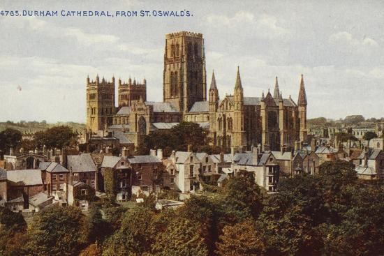 Durham Cathedral, from St Oswald'S--Photographic Print