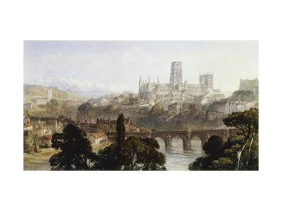 Durham Cathedral-George Arthur Fripp-Giclee Print