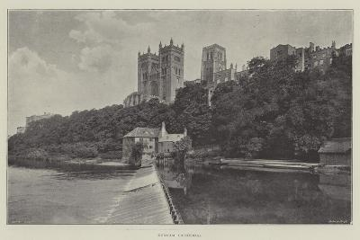 Durham Cathedral--Giclee Print