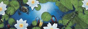 The Pond by Durwood Coffey