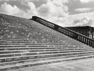 Steps of Grand Trianon's Palace, Versailles