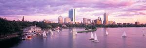 Dusk Boston, MA