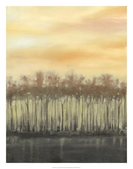 Dusk in Autumn-Jennifer Goldberger-Premium Giclee Print